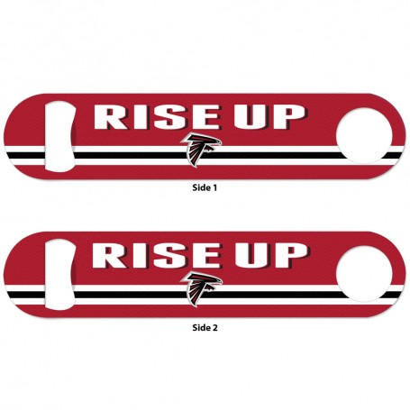 Atlanta Falcons Metal Bottle Opener