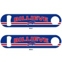 Buffalo Bills Metal Bottle Opener