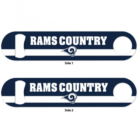 Los Angeles Rams Metal Bottle Opener