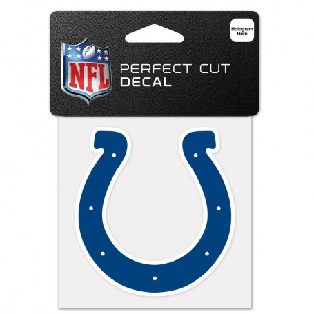 "Indianapolis Colts 4"" x 4"" Logo Decal"