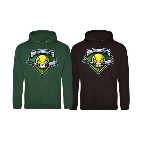 """Cleveland Browns 4"""" x 4"""" Calcomanía con logo retro"""