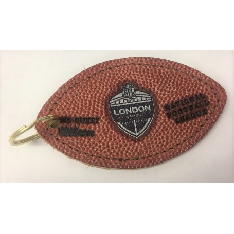 Wilson London Games Keychain