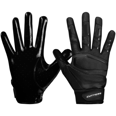 Cutters Rev Pro 3.0 Receiver Gloves - Solid