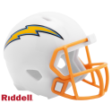 Los Angeles Chargers (2019) Riddell NFL Speed Pocket Pro Helmet