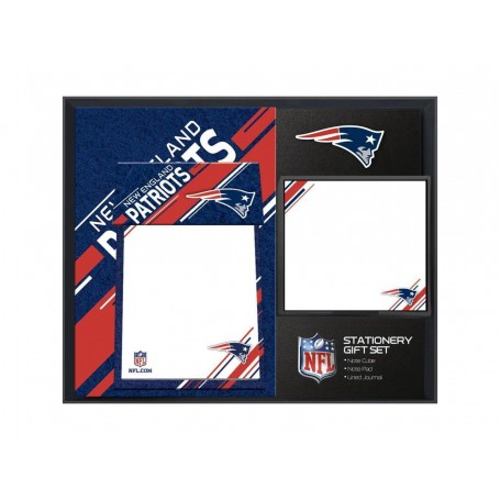 New England Patriots Stationery Gift Set