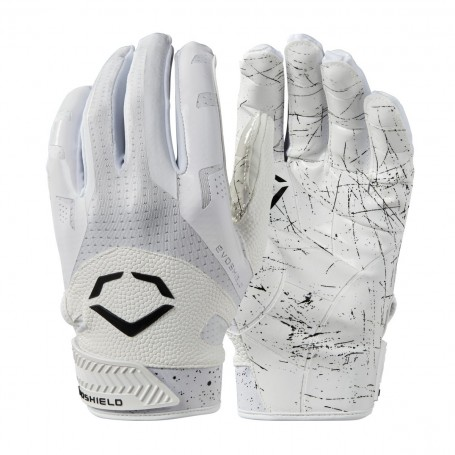 EvoShield Burst Receiver Gloves