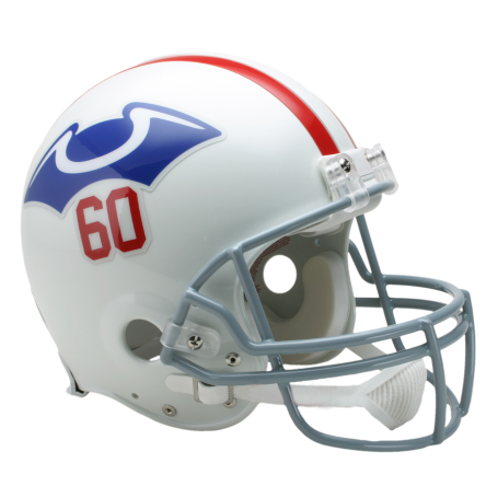 New England Patriots Mini VSR4 Throwback 1960