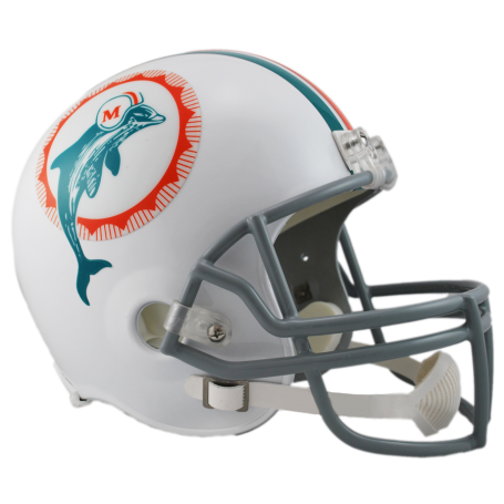 Miami Dolphins Mini VSR4 Throwback 1972