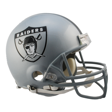 Oakland Raiders Mini VSR4 Throwback 1963