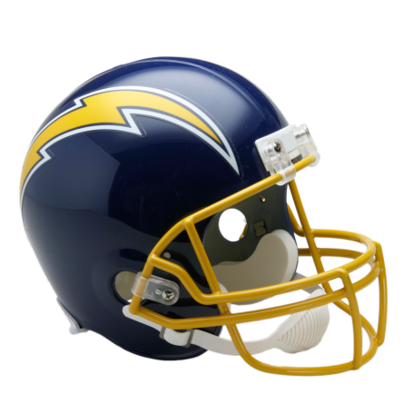 Los Angeles Chargers Mini VSR4 Throwback 74-87