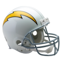 Los Angeles Chargers Mini VSR4 Throwback 61-73