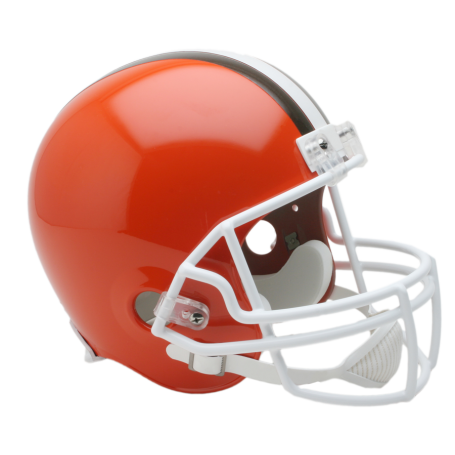 Cleveland Browns Mini VSR4 Throwback 75-05