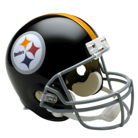 Pittsburgh Steelers Mini VSR4 Throwback 63-76