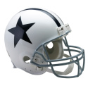 Dallas Cowboys Mini VSR4 Throwback 60-63