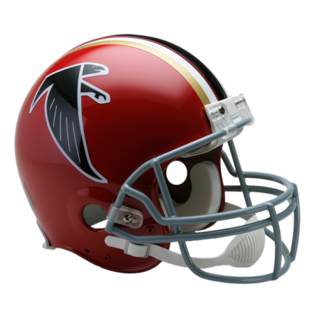 Atlanta Falcons Mini VSR4 Throwback 66-69