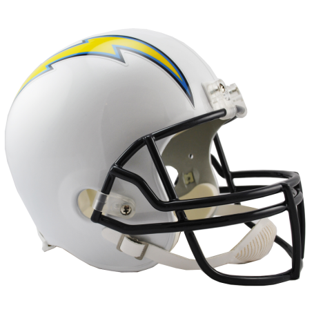 Los Angeles Chargers Mini VSR4 Throwback 06-18