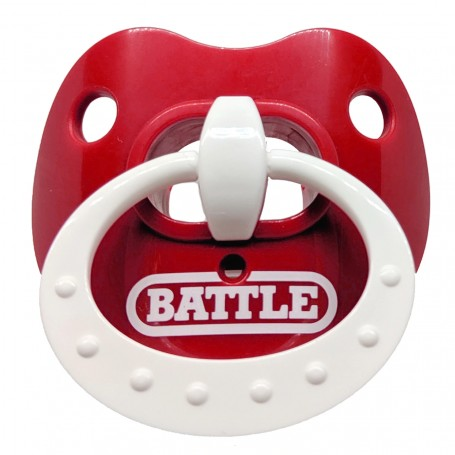 "Battle ""Binky"" Oxygen Football Mouthguard"