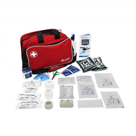 Precision Pro HX Run On Touchline Medi Bag + Medical Kit