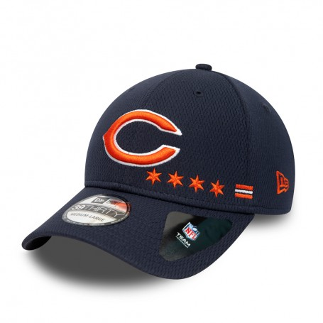 Chicago Bears Official NFL Home Sideline 39Thirty Stretch Fit