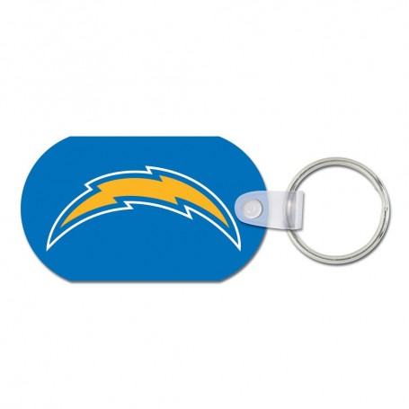 Los Angeles Chargers Metal Key Ring