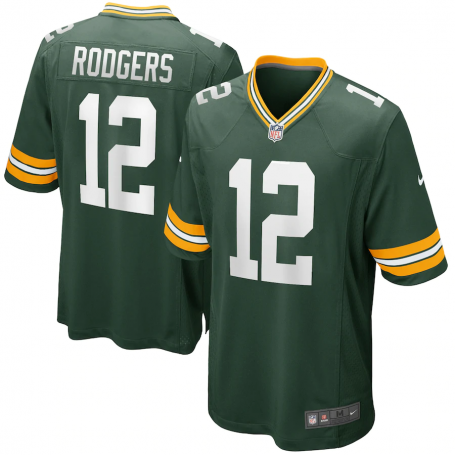 Youth Green Bay Packers Nike Game Jersey - Aaron Rodgers