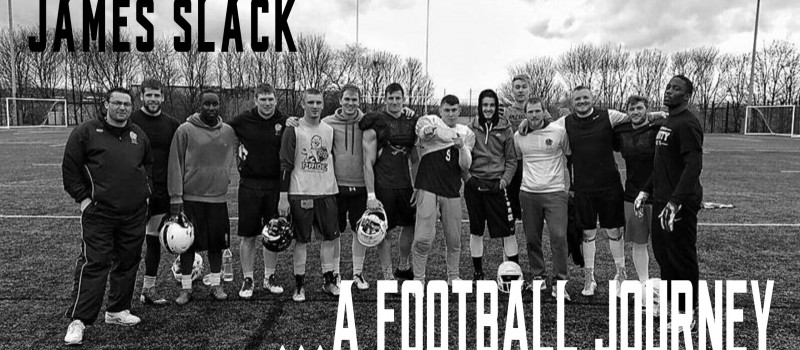 James Slack – A Football Journey