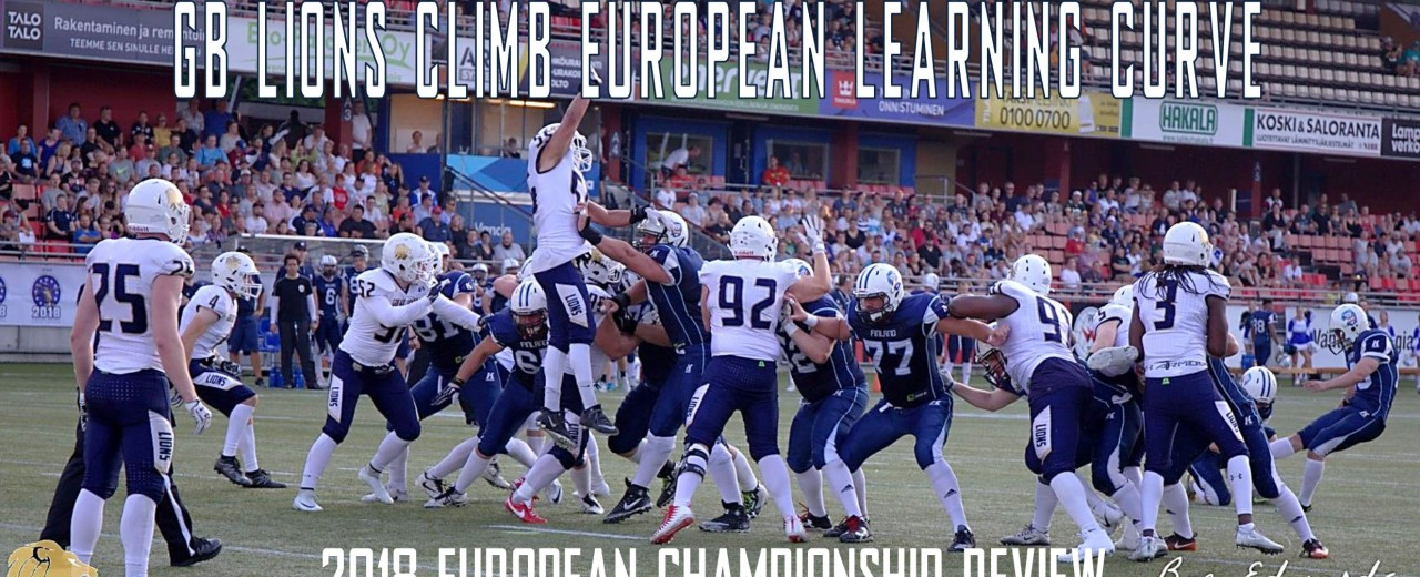 GB Lions European Championships 2018 – Review