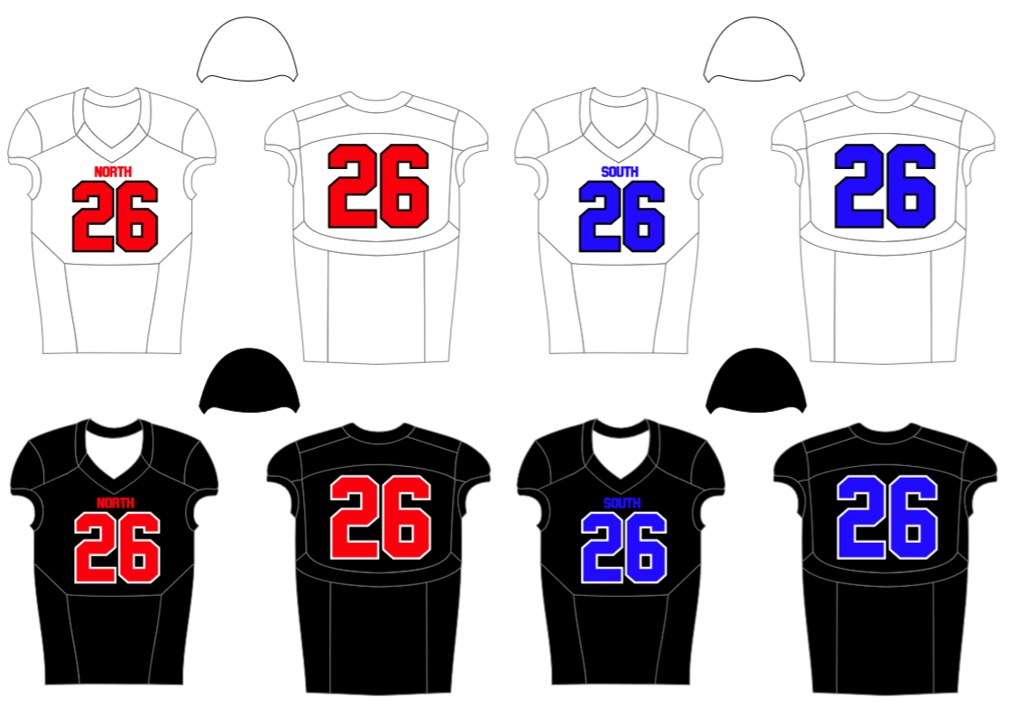 e6f316041 Players who are selected will need to purchase their 2019 University  All-stars playing uniform which they will be able to keep to commemorate  making the ...