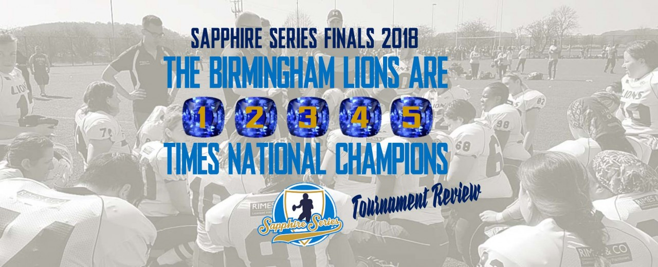 Sapphire Series Finals 2018 Review