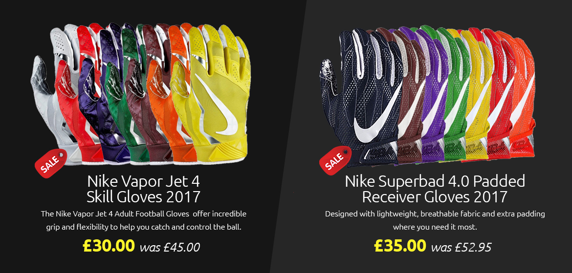 Nike Gloves Reduced